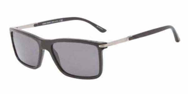 613a731a2b4 GIORGIO ARMANI Sunglasses AR 8010 501781 Blk 55MM - Elite Eyewear Studio