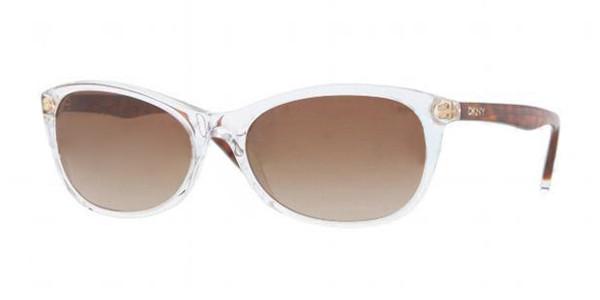 b2d9df9d81 DKNY Sunglasses DY 4083 300213 Transp 56MM - Elite Eyewear Studio