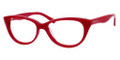 JIMMY CHOO Eyeglasses 60 0EIF Red 50MM