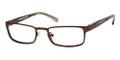 BANANA REPUBLIC Eyeglasses CARLETON 05BZ Matte Br 53MM