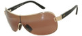 MAUI JIM Sunglasses MAKA H513-16 Gold