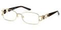 ROBERTO CAVALLI Eyeglasses RC0710 032 Gold 53MM