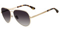 SEAN JOHN Sunglasses SJ 157S 718 Golden 61MM