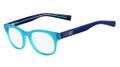 NIKE Eyeglasses 7204 447 Matte Turq 49MM