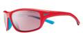 NIKE Sunglasses ADRENALINE EV0605 646 Red Turq 64MM