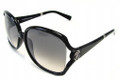 Roberto Cavalli DANUBRITE 504 Sunglasses 01B  Blk