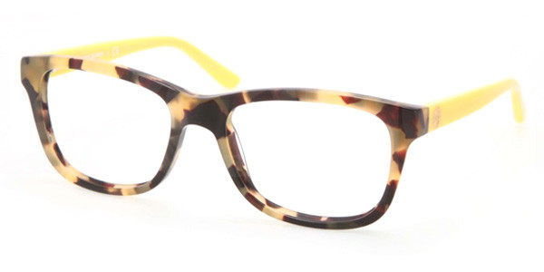 4c7de55bbd8 TORY BURCH Eyeglasses TY 2038 1215 Vintage Tort Yellow 54MM. Image 1.  Loading zoom. Image 1. Click to enlarge
