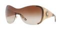 VERSACE Sunglasses VE 2135B 100213 Gold 38MM