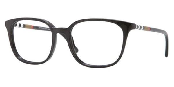 d0b0efe89944 BURBERRY Eyeglasses BE 2140 3001 Blk 54MM - Elite Eyewear Studio