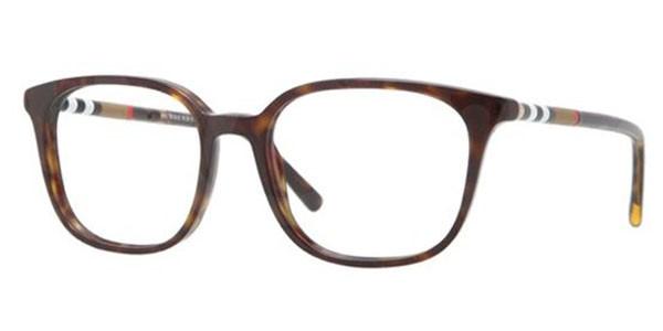 f95b19458de9 BURBERRY Eyeglasses BE 2140 3002 Dark Havana 54MM - Elite Eyewear Studio