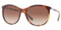BURBERRY Sunglasses BE 4145 331613 Havana 55MM