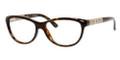 GUCCI Eyeglasses 3626 06F4 Havana 54MM