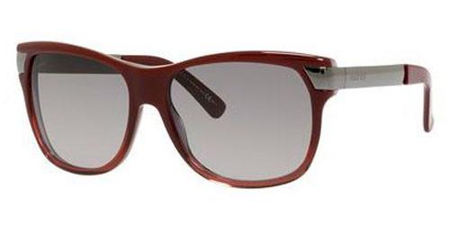 689698a255 GUCCI Sunglasses 3611 S 0962 Havana Burg Violet 57MM - Elite Eyewear ...