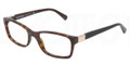 Dolce & Gabbana Eyeglasses DG 3170 502 Havana 53MM