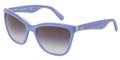 Dolce & Gabbana Sunglasses DG 4193 27418G Glitter Blue 56MM