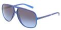 Dolce & Gabbana Sunglasses DG 6081 26508F Blue 60MM