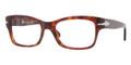 PERSOL Eyeglasses PO 3054V 24 Havana 51MM