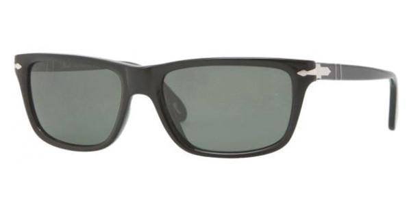 c707f281820e6 PERSOL Sunglasses PO 3026S 95 58 Blk 58MM - Elite Eyewear Studio
