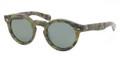 RALPH LAUREN Sunglasses RL 8071W 543652 Camouflage 46MM