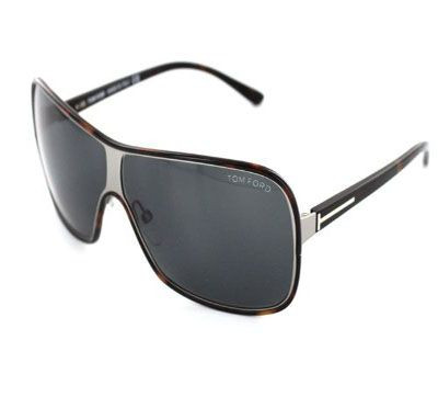 bbaa023e3a Tom Ford ALEXEI TF116 Sunglasses 15A RUTHENIUM - Elite Eyewear Studio