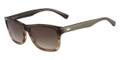 LACOSTE Sunglasses L709S 315 Grn Br 55MM