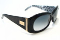 Gucci 3079/S Sunglasses 0A7OJJ Blk Floral (5814)