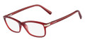 VALENTINO Eyeglasses V2653 613 Red 53MM