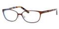 BANANA REPUBLIC Eyeglasses HELOISE 05BZ Satin Br 53MM