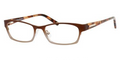 BANANA REPUBLIC Eyeglasses TERESE 0EW9 Satin Br Fade 52MM