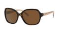 BANANA REPUBLIC Sunglasses ALBA/P/S 086P Tort 56MM