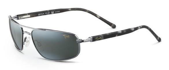 de3c33c0ad MAUI JIM KAHUNA Sunglasses (162-02) Gunmtl 59-18-130 - Elite Eyewear ...