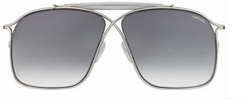 171dc5f7b8531 Tom Ford FELIX TF0194 Sunglasses 16B Slv GRAY - Elite Eyewear Studio