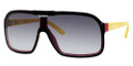 CARRERA Sunglasses 5530/S 03Y1 Blk Red Yellow 99 MM