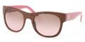 TORY BURCH Sunglasses TY 9026 121714 Medium Wood 55MM