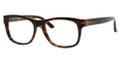 GUCCI Eyeglasses 1052 0WR9 Br Havana 53MM