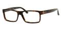 GUCCI Eyeglasses 1053 0WR9 Br Havana 55MM