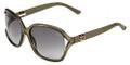 GUCCI Sunglasses 3646/S 03NC Olive 60MM