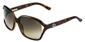 GUCCI Sunglasses 3646/S 0DWJ Havana 60MM