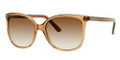 GUCCI Sunglasses 3649/S 0170 Transp Honey 56MM