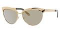 GUCCI Sunglasses 4249/S 0J5G Gold 59MM