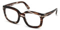 TOM FORD Eyeglasses TF 5315 049 Matte Br 53MM