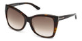 TOM FORD Sunglasses TF 0295 52F Havana 57MM