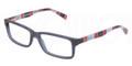 Dolce & Gabbana Eyeglasses DG 3148P 2757 Matte Blue 55MM