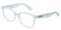 Dolce & Gabbana Eyeglasses DG 3165 2729 Grn Lace 52MM