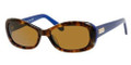 KATE SPADE Sunglasses BLANCA/P/S FN8P Havana Blue 52MM