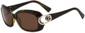 Giorgio Armani 654/S Sunglasses 000V08 Havana (5717)