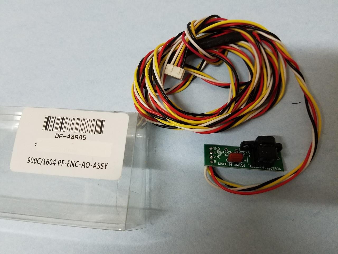 d1904c9b46d Sensor PF encoder (16D) board for Mutoh VJ1204 1604 1618 1628 RJ900 ...