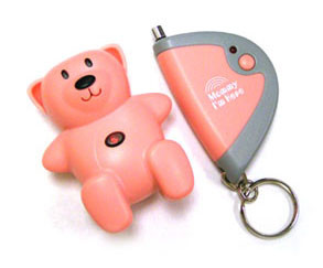 Pink Mommy I'm Here Child Locator Tracker CL-103PK