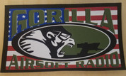 Gorilla Airsoft Radio USA Flag patch