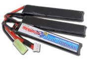 Tenergy 11.1v 1000 mAh Crane stock Lipo battery